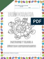 Fichas Semana Democratica