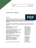 NCh0062-00 Petróleo Diesel Requisitos
