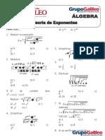 01 Teoria de Exponentes