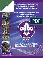 Interamerica - Triennial Report 2007-2010 (1)
