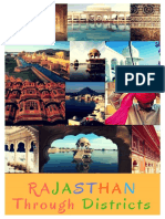 Rajasthan Through Districts