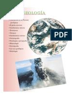 Geología, Astronomía, Zoología e Informática