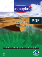 Cosmoplast-Changing World 2012
