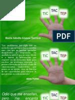 Presentación TIC TAC TEP