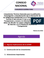 Presentacion Obligaciones Transparencia SNT Estados OGF 4feb16