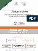 Escuela Al Centro