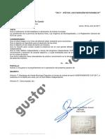 Proyecto Declaración de Interés Municipal Deportivo INDEPENDIENTE CUP