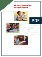 Guia Terapeutica en Musicoterapia