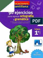 90 Ejercicios Para Repasar Ortografia y Gramatica FREELIBROS.org