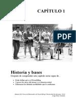 Capítulo 1 Historia y Bases
