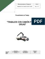 PROC- 007 Trabajos Con Camión Pluma MDY
