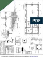 Plano de Estructura - Local Comunal