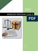 Módulo Derecho Procesal Civil II (Autoguardado)