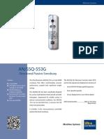 ANSSQ-553G Directional Passive Sonobuoy