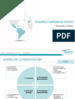 Panorama de La Investigación Cualitativa Online