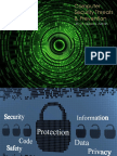 Computer security threats prevention