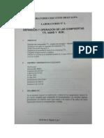 Laboratorio 4 Definicion y Operacion de Las Compuertas Ttl Nand y Nor
