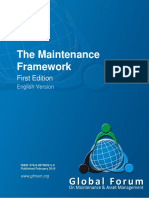 The Maintenance Framework