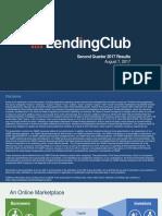 LendingClub Q2 Deck 2017