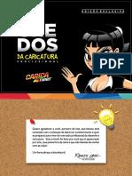 E-Book Segredos Das Caricaturas