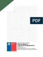 Guía Consulta Rápida Fibrosis Quística 2016