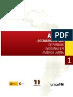 Atlas sociolingüístico de pueblos indígenas en América Latina - Tomo 1