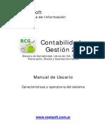 Manual Regi Soft Cg