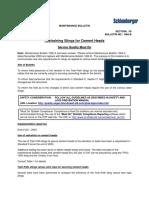 Maintenance Bulletin 1062-B