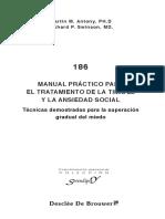 MANUAL PRÁCTICO PARA  EL TRATAMIENTO DE LA TIMIDEZ  Y LA ANSIEDAD SOCIAL.pdf