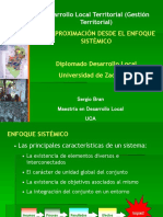 Ponencia 1.4 Dimensión Del Desarrollo Local (a)