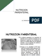 4. NUTRICION PARENTERALNUTRIUNMSM