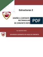 Sesion No.6 DisenŞo a Cortante de vigas Estruc 2.pdf