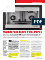 Develop3d.com Markforged Mark Two