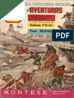 FEB Coleção Aventuras No. 9 1957