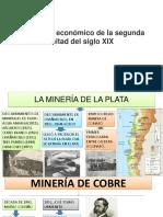Desarrollo Económico de La Segunda Mitad Del Siglo