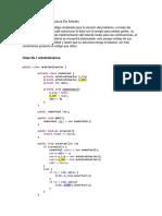 Actividad de Aprendizaje 3. Estructura de Arboles
