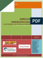 Abrigos Emergenciais - Construindo Com Tubos de Papelão