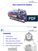 Combustion Control for Boilers.pps