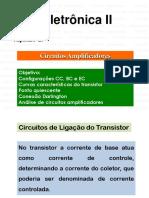 Eletrônica 2 - Capítulo 3 - 2015