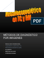 Imagenologia Osteoarticular Con RM y TC