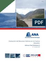 ANA - Cuenca Marañon