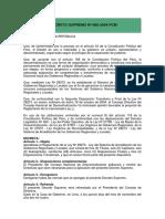 2.- D. S Nº 080-2004-PCM