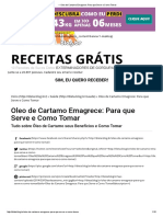 → Oleo de Cartamo Emagrece_ Para que Serve e Como Tomar.pdf