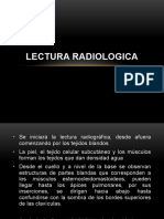 Lectura Radiològica Del Torax