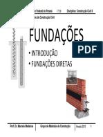 TC025 Fundações a x