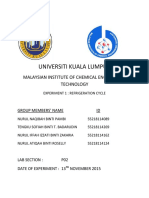 Full Report Thermo Refrigerant
