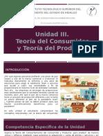 Unidad No. 3 Teoría Del Consumidor (1)