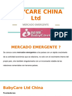 Babycare China Ltd