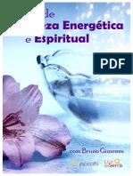eBook Ritual de Limpeza Energética e Espiritual