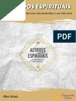 eBook Acordos Espirituais